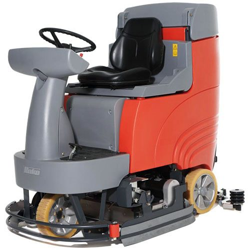 HAKO B115-R Ride-On Scrubber Driers