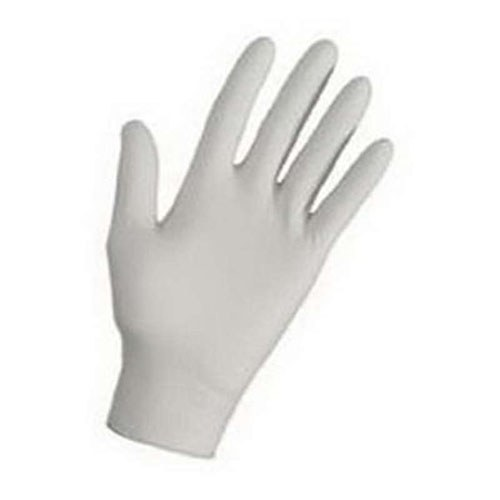 KLEENGUARD* G10 Flex White Nitrile Gloves
