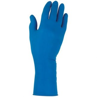 KLEENGUARD* G20 Blue Nitrile Gloves