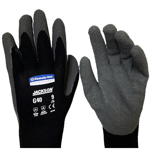 JACKSON SAFETY* G40 Latex Coated Gloves
