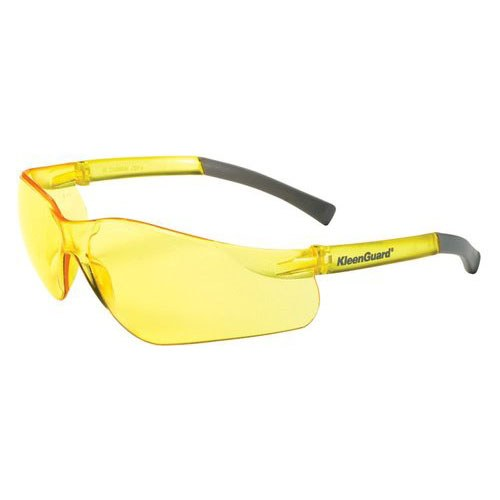KLEENGUARD V20 Comfort Eye Protection - Amber