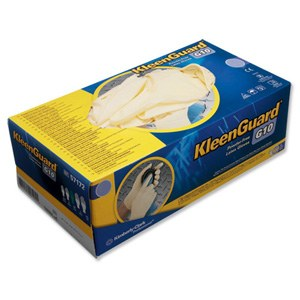 KLEENGUARD* G10 Grey Nitrile Gloves
