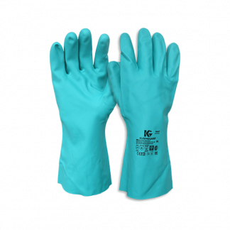 KLEENGUARD* G80 Nitrile Chemical Resistant Gloves