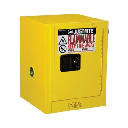 JUSTRITE 8904001 Flammable Safety Cabinet