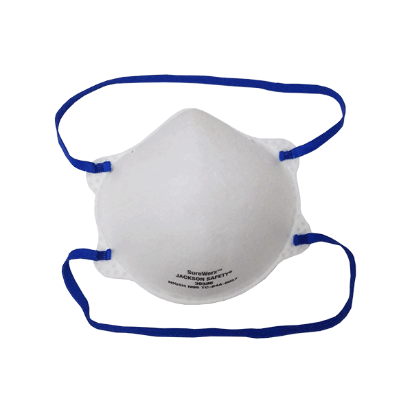 R10 Respirator Particulate Safety N95 Dbs Jackson