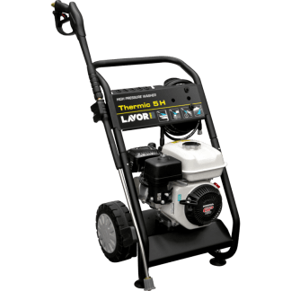 LAVOR PRO THERMIC 5H Cold High Pressure Cleaner Engine Drive