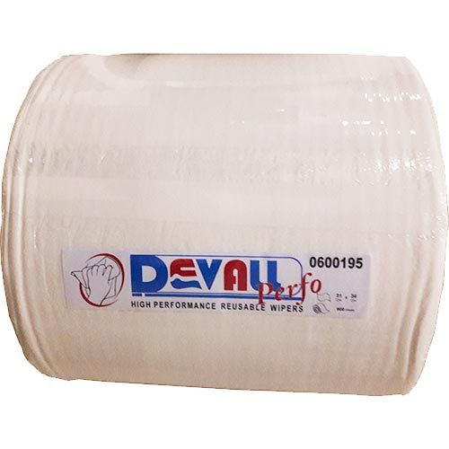 DEVALL PERFO RE-USABLE MULTI PURPOSE WIPERS