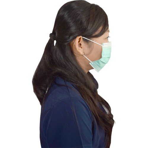 Devall Masker 3 Ply Premium Earloop - PT Graha Multisarana Mesindo