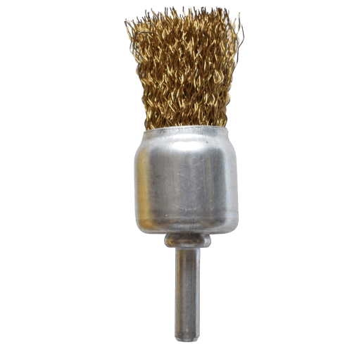 REX ENDH BRUSH W/ SHANK