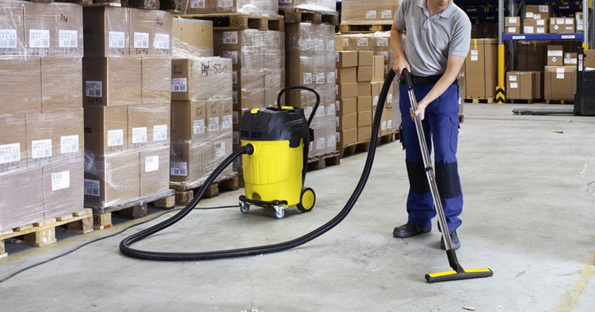 Memilih vacuum cleaner