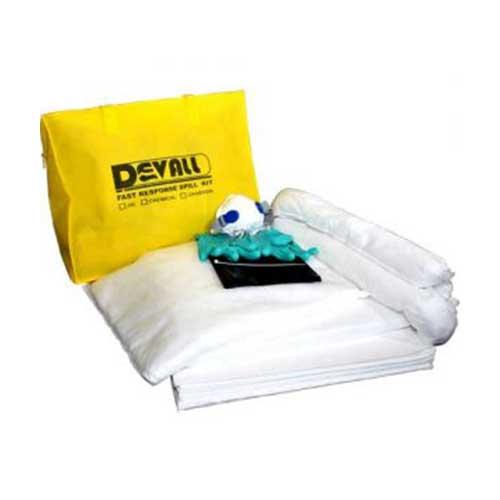 DEVALL FAST PACK Oil Spill Kit