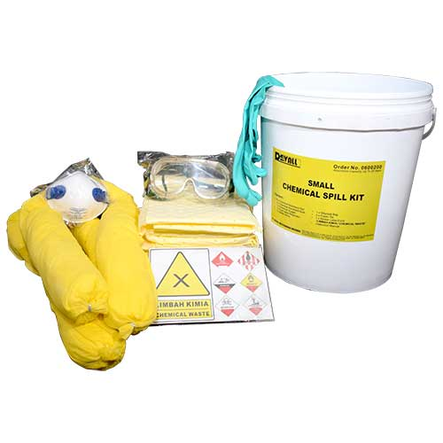 Alat Safety - Devall - Oil Absorbent - Chemical Absorbent