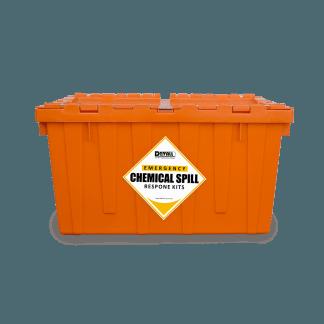 DEVALL CHEST PACK Chemical Spill Kit