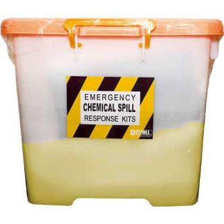 DEVALL CHEST PACK Chemical Spill Kit