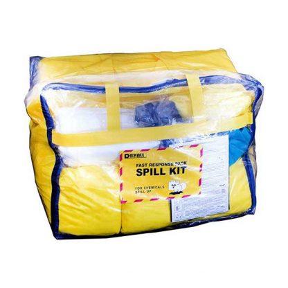 DEVALL FAST PACK Chemical Spill Kit