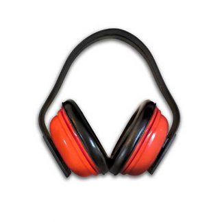 ANTUS EARMUFF HEARING PROTECTION, RED
