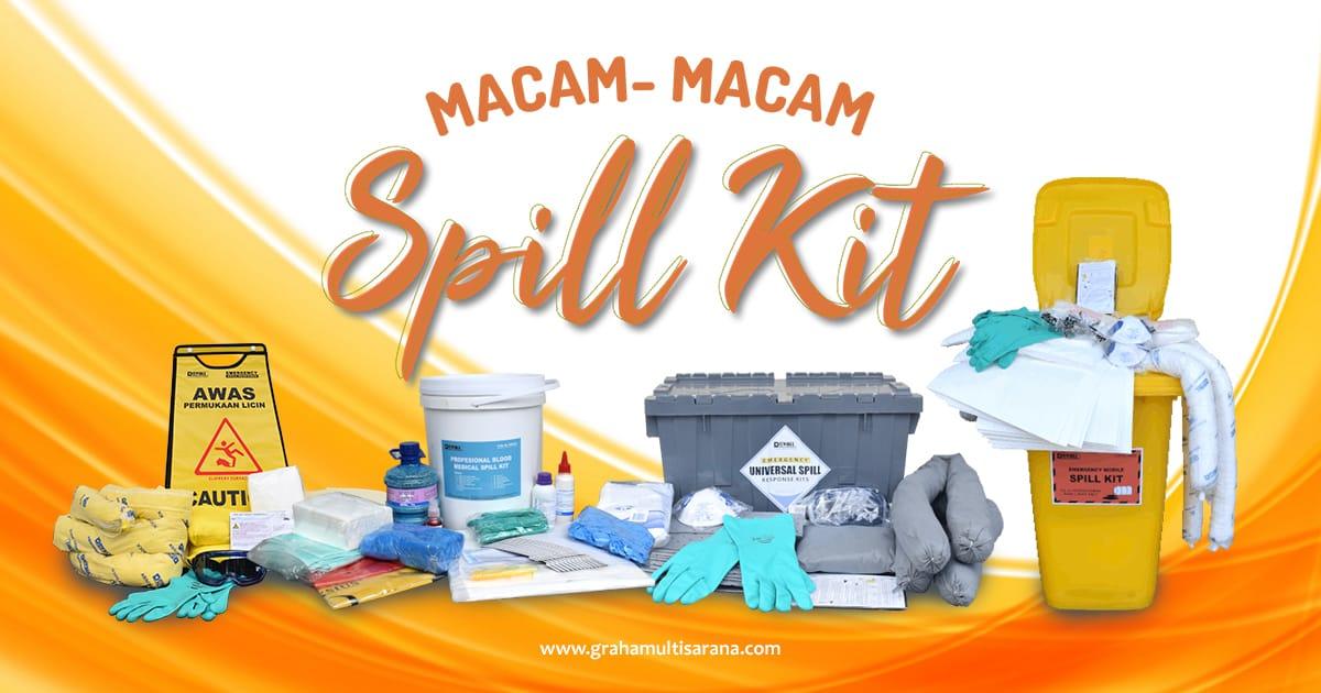 Jenis Spill Kit
