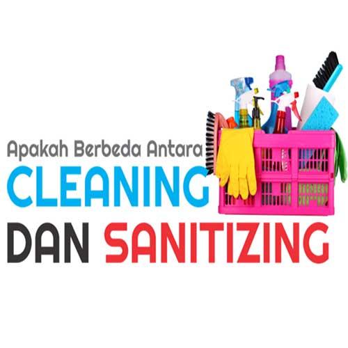 cleaning dan sanitizing - PT Graha Multisarana Mesindo