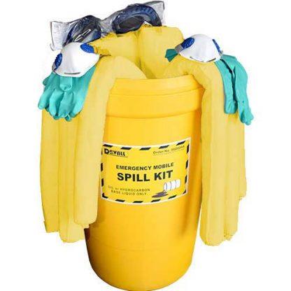 DEVALL MOBILE Chemical Spill Kit - PT Graha Multisarana Mesindo