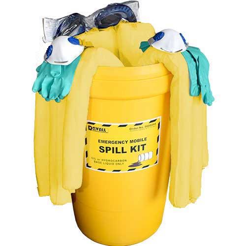 DEVALL MOBILE Chemical Spill Kit