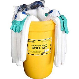 DEVALL MOBILE Oil Spill Kit - PT Graha Multisarana Mesindo