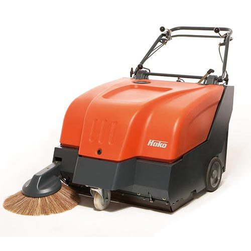 HAKO B650-R Walk Behind Vacuum Sweeper, Battery Drive