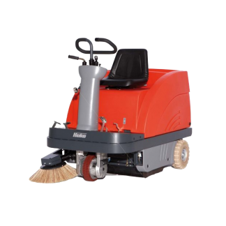 HAKO SWEEPMASTER P900-R Ride-On Vacuum Sweeper