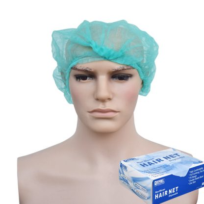 Devall Non Woven Premium Hair Net