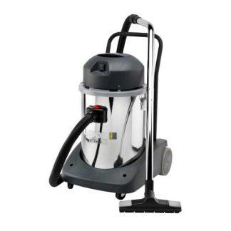 LAVOR ZEUS-IF Heavy Duty Wet & Dry Vacuum Cleaner 50 l, S/S