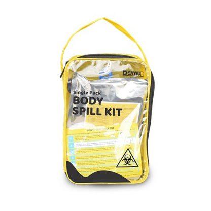 DEVALL SINGLE PACK Urine & Vomit Body Spill Kit