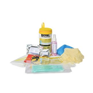 DEVALL PERSONAL PACK Vomit & Urine Body Spill Kit