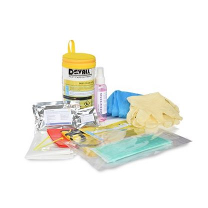 DEVALL PERSONAL PACK Vomit & Urine Body Spill Kit