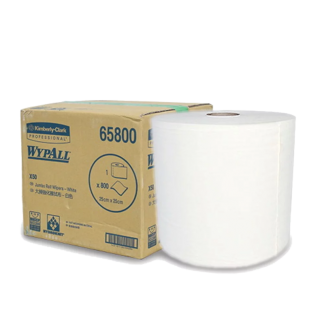 WYPALL X50 JUMBO ROLL WIPERS