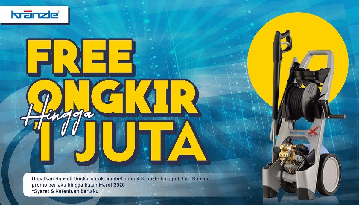 Kranzle Free Ongkir Maret