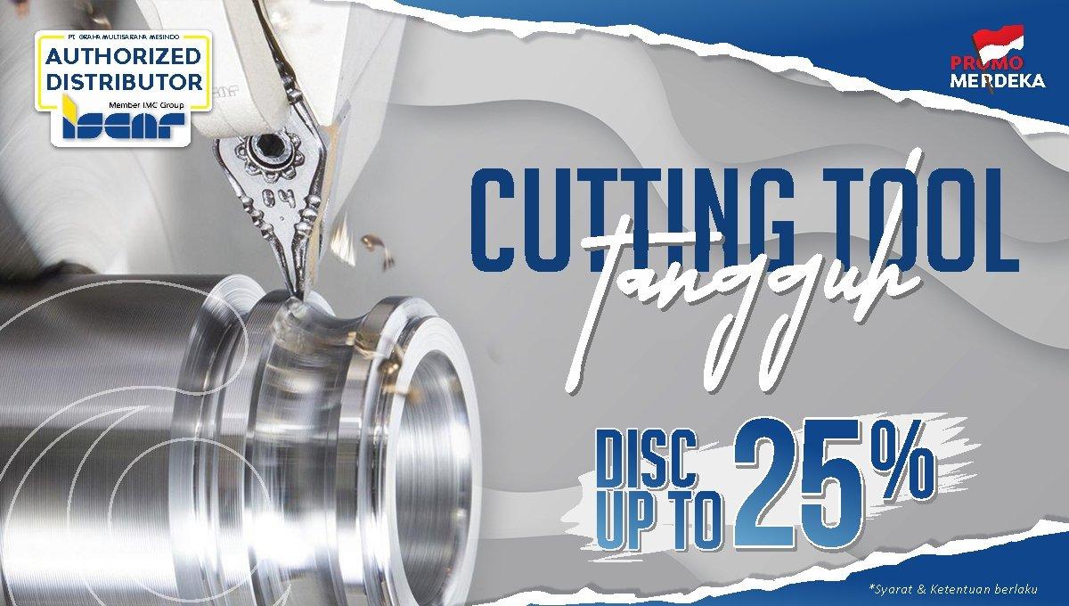 Iscar cutting tool tangguh