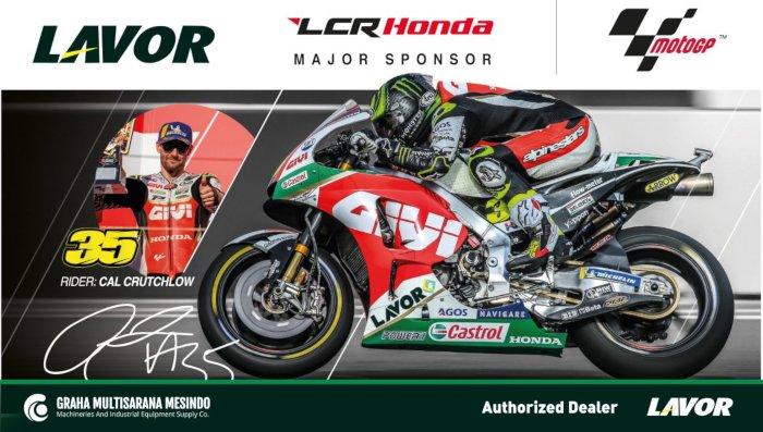 Lavor Join Honda LCR