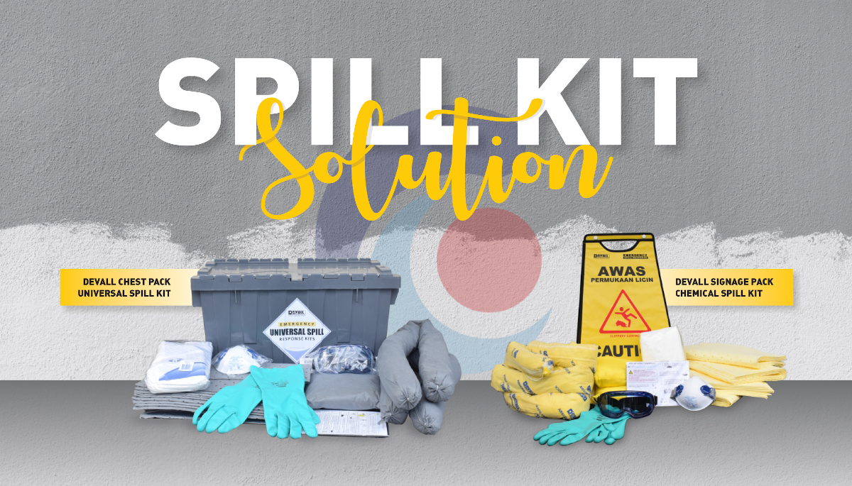 Spill Kit Solution
