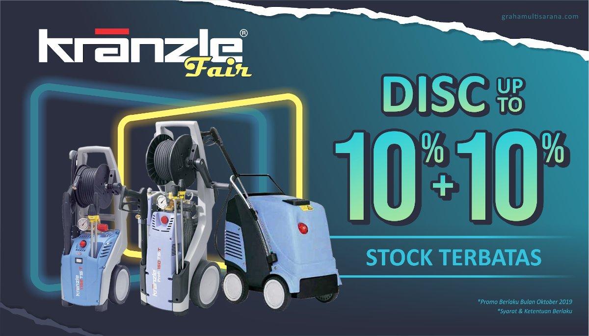 banner Kranzle Fair