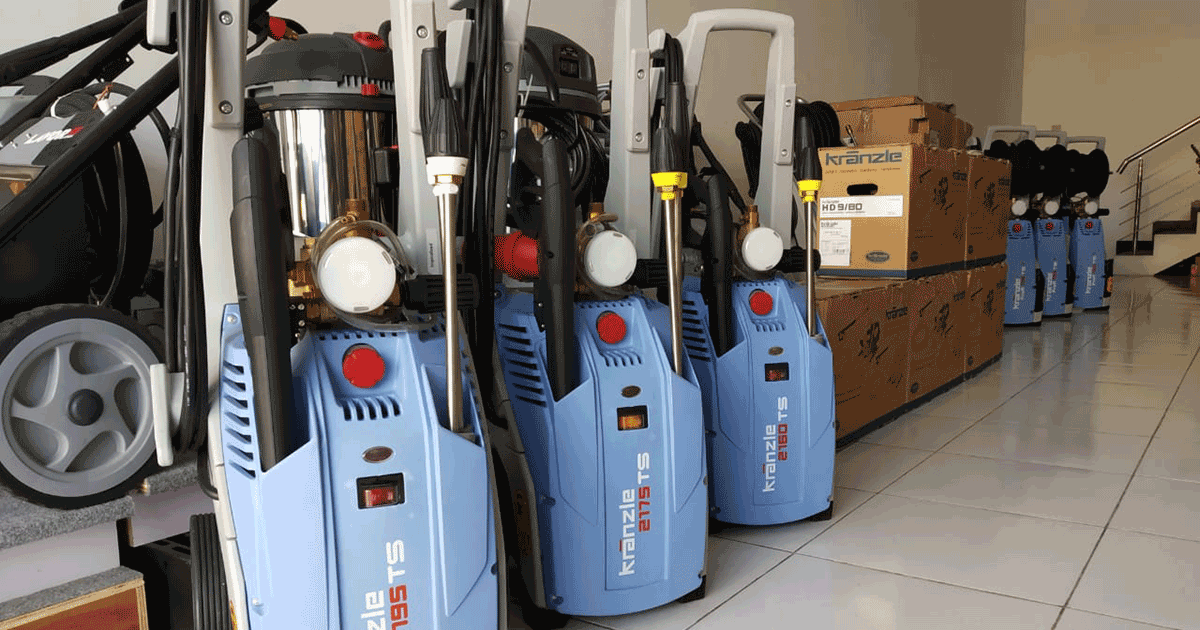 Tips Memilih High Pressure Cleaner