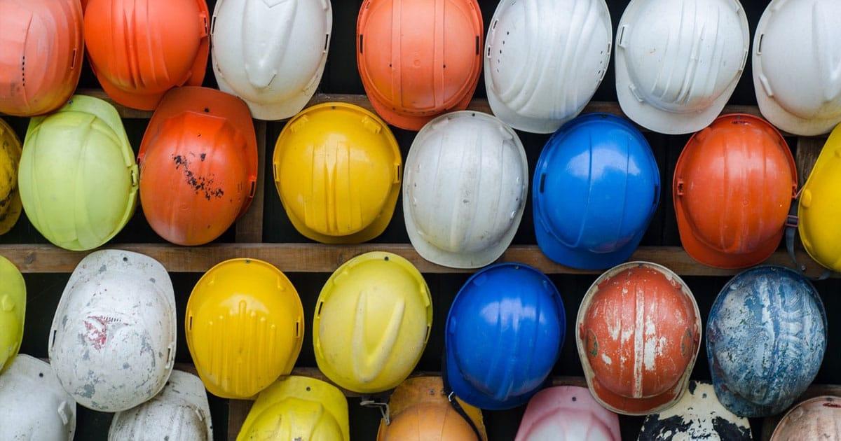 arti warna helm safety