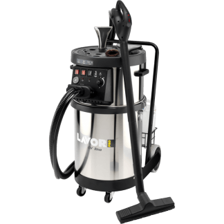LAVOR PRO GV ETNA 4000 FR Steam Generators with Vacuum