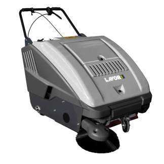 LAVOR HYPER SWL 900 ET Walk-Behind Battery Power Sweeper
