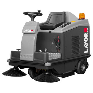 LAVOR HYPER SWL R1000 ET Ride-On Sweeper