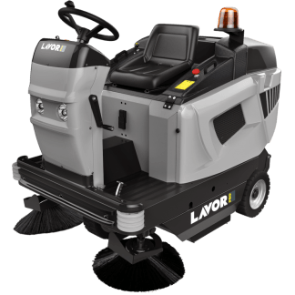 LAVOR HYPER SWL R1100 ET-BIN UP Ride-On Sweeper