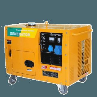 PRIME PR7500S Silent Gasoline Genset