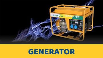 Jual Alat Teknik & Industri - Generator