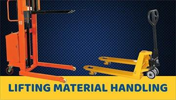 Jual Alat Teknik & Industri - Lifting & Material Handling