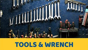Jual Alat Teknik & Industri - Tools & Wrench