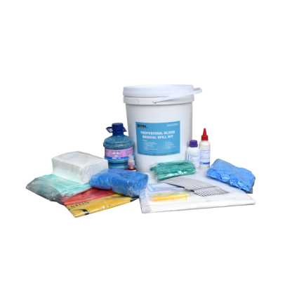 Profesional Blood Medical Spill Kit