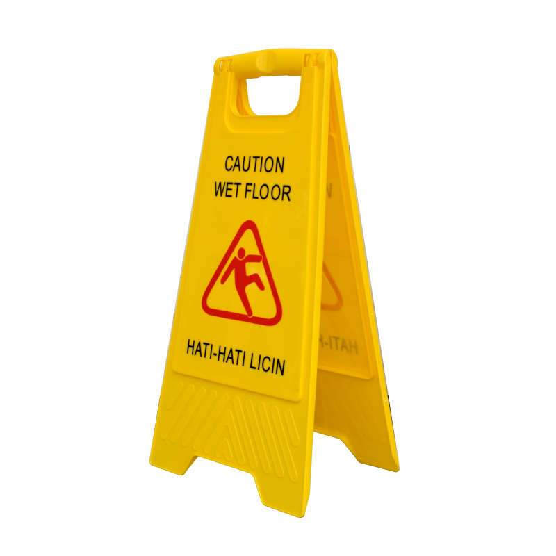 ANTUS Standad Wet Floor Sign – PT Graha Multisarana Mesindo